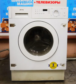 Встраиваемая стиральная машина Smeg STA160