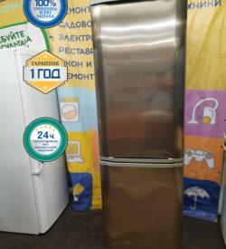 Холодильник б/у Vestel